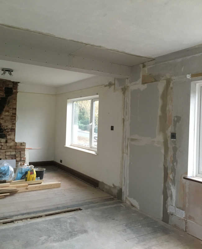 Builders in Braintree and Essex